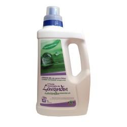 Lessive liquide de savon d'Alep au lavandin