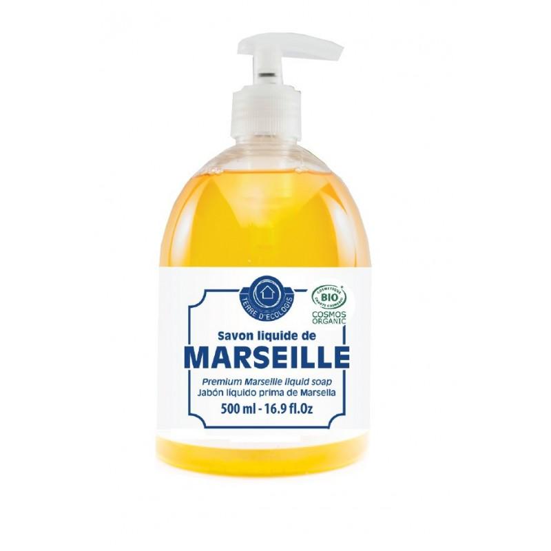 Savon de Marseille liquide BIO
