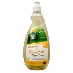 Liquide Vaisselle au Savon d'Alep Citron 500mL